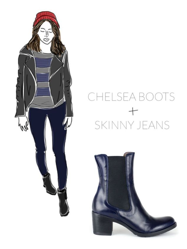 Shoe Trend: Chelsea Boots For Women
