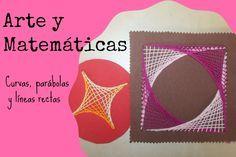 La Belleza de las Matemáticas: líneas rectas y curvas