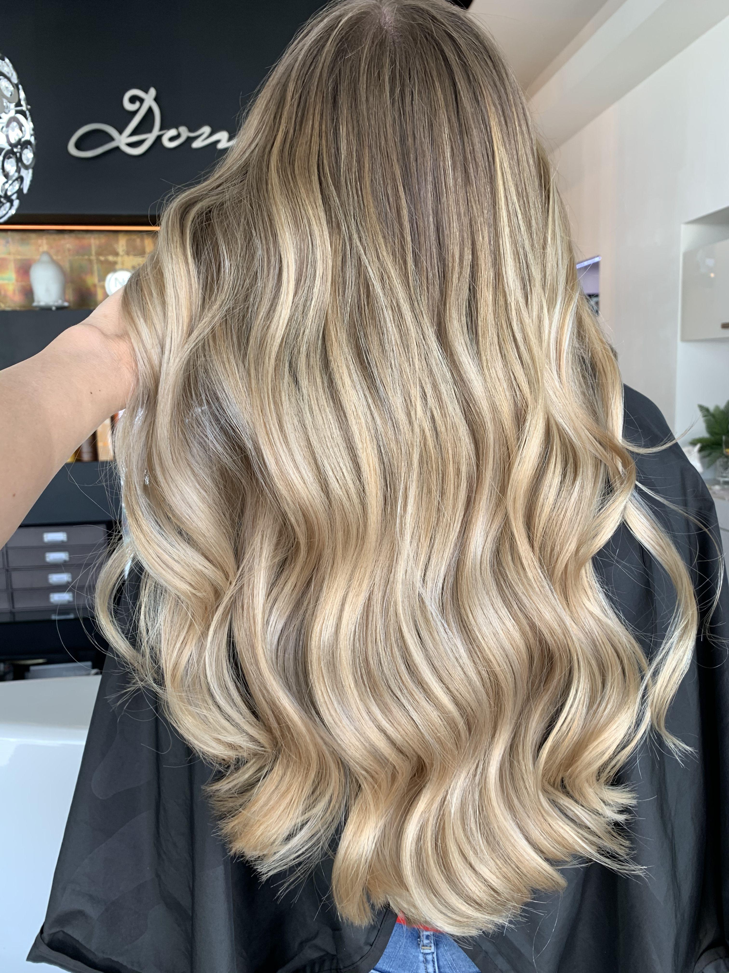 Long Blonde Hair Lange Blonde Haare Highlight Frisuren Frisuren Blond