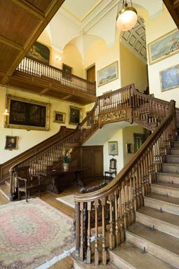 Chettle House Country Stately Home Gothic House Stately Home English Country House