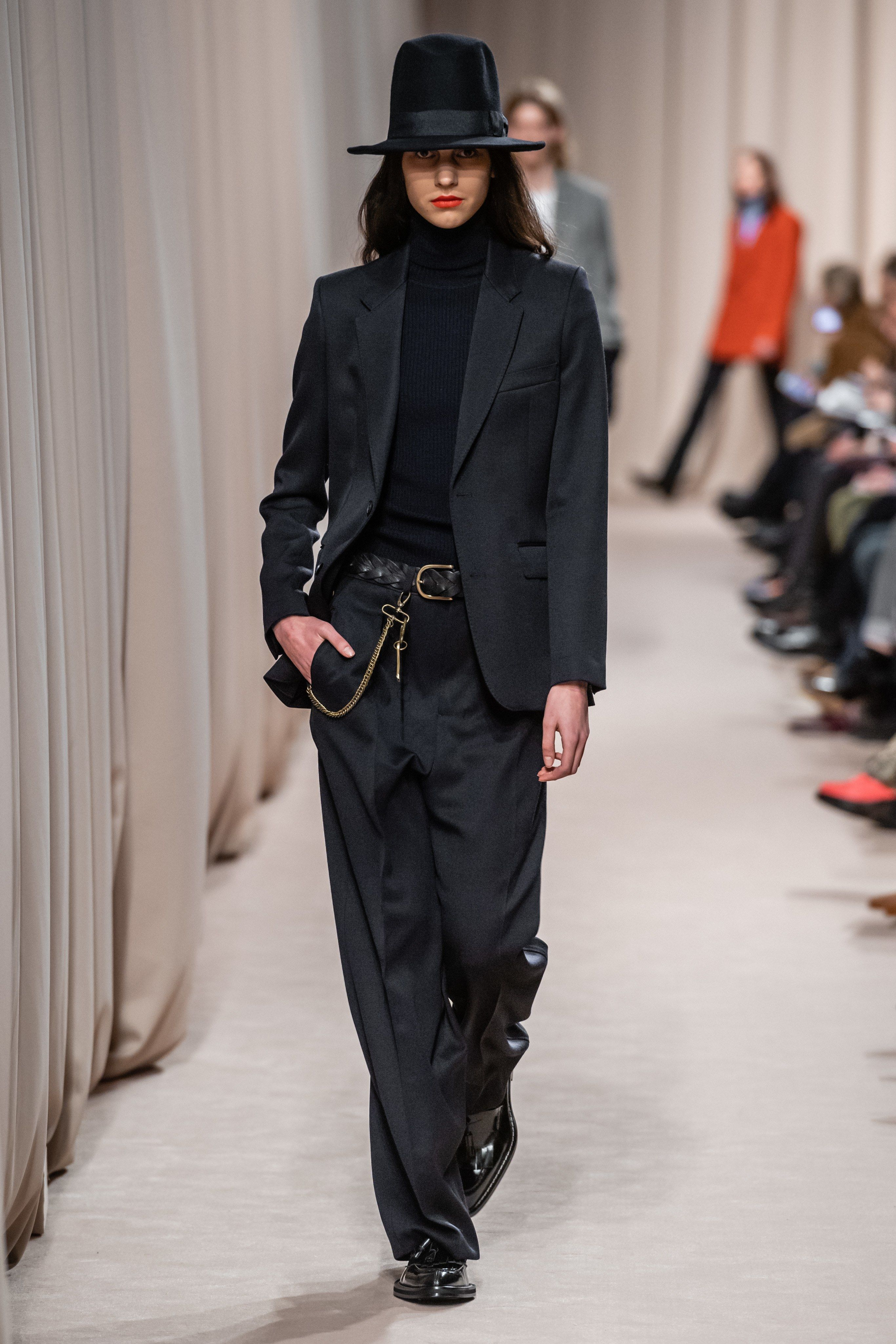 58b61d9a0 Ami Fall 2019 Menswear Fashion Show in 2019 | Women's Runway ...