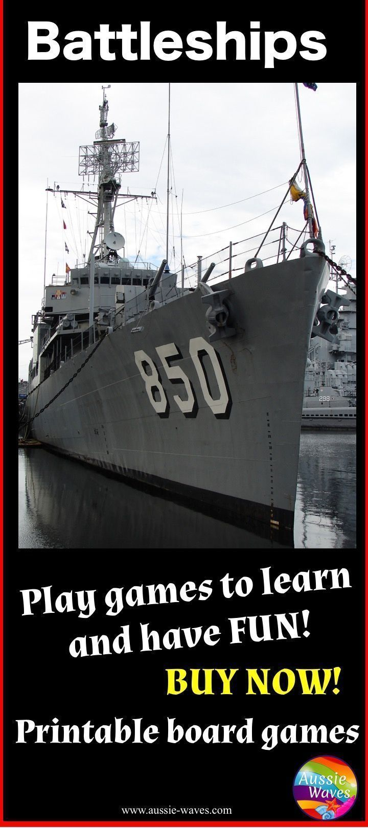BATTLESHIP Printable Game boards learn SPELLING & TIMES