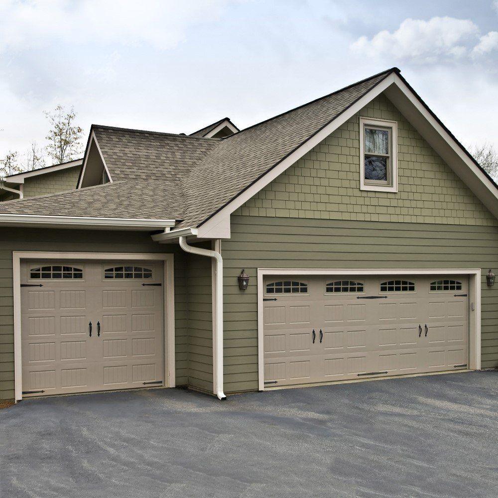 Garage Door Accents Used 2 Packs On Double Car Door Great Idea Garage Door Styles Magnetic Garage Door Hardware Garage Door Hinges
