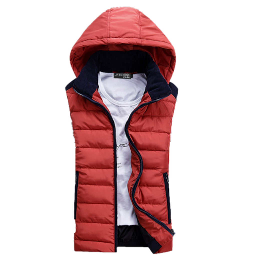 QualityUC Mens Clothes Collection Windbreaker Vest