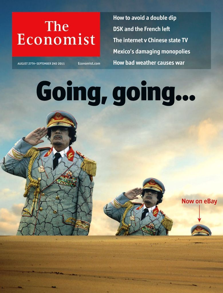 The Economist Continental Europe Edition Back Issue Aug-27 ...