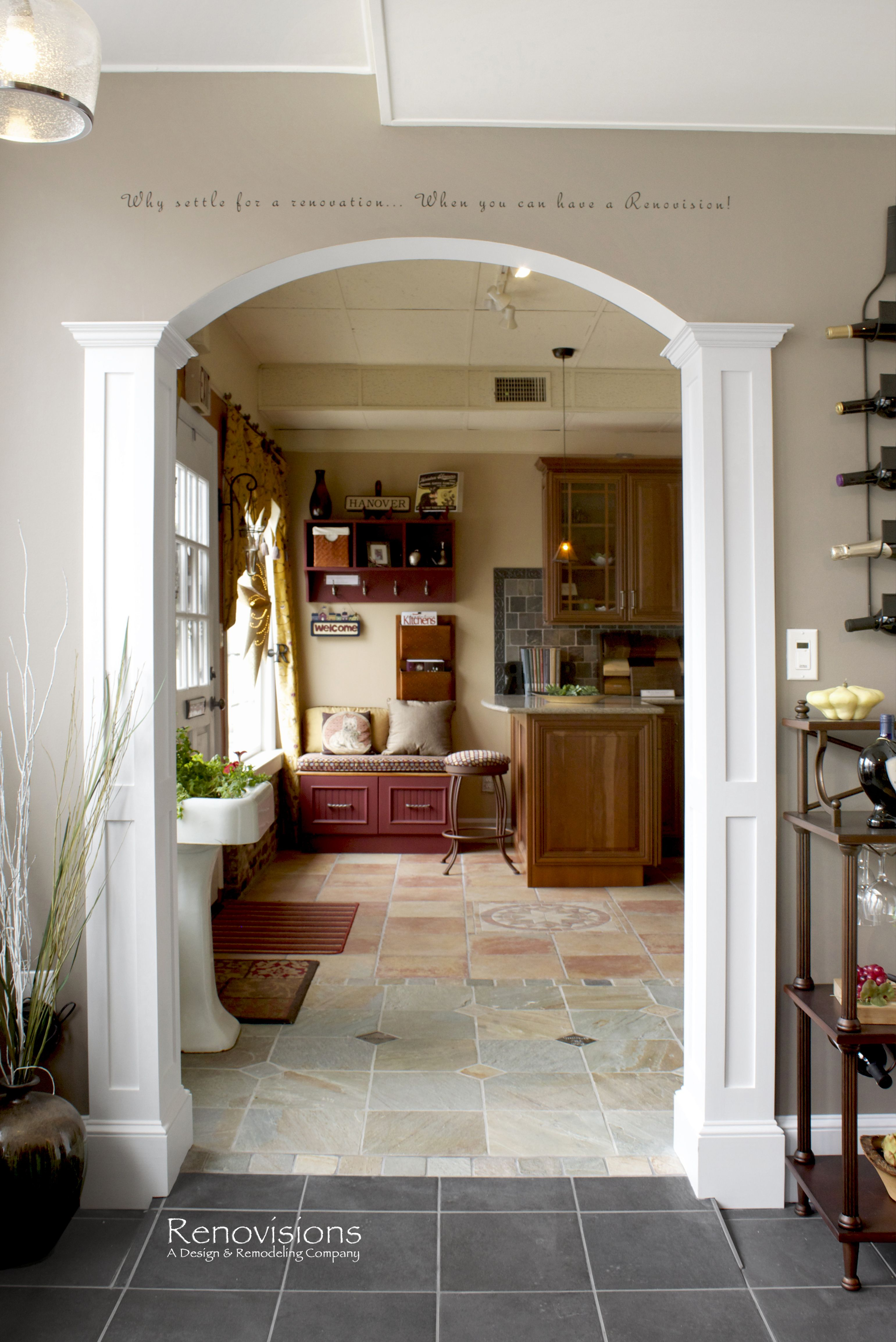 Why settle for a renovation... When you can have a Renovision ...