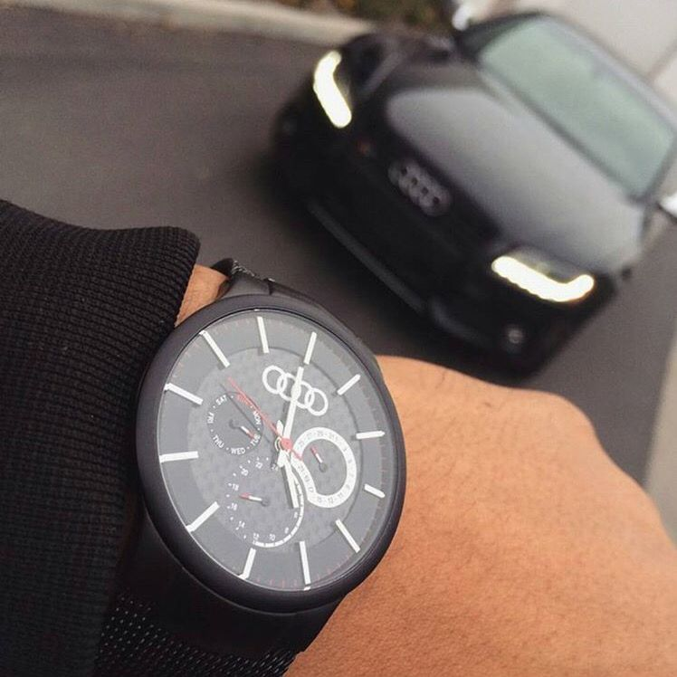 Smart Watch, Audi, Watches