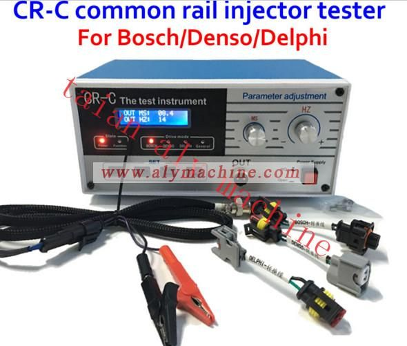 CR-C multi function diesel common rail injector tester tool for