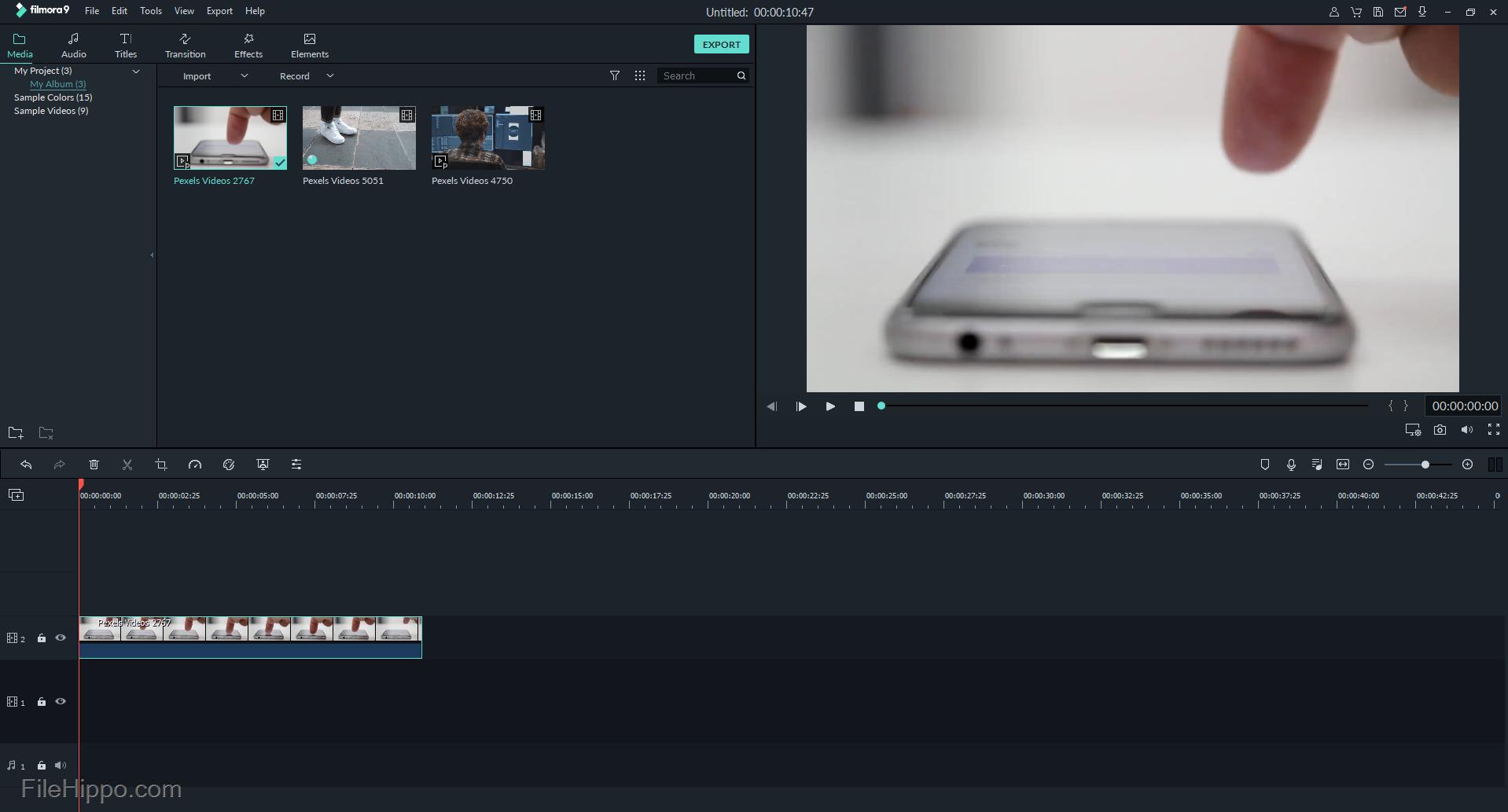Filmora Video Editor 7.3.2 Video editing, Royalty free