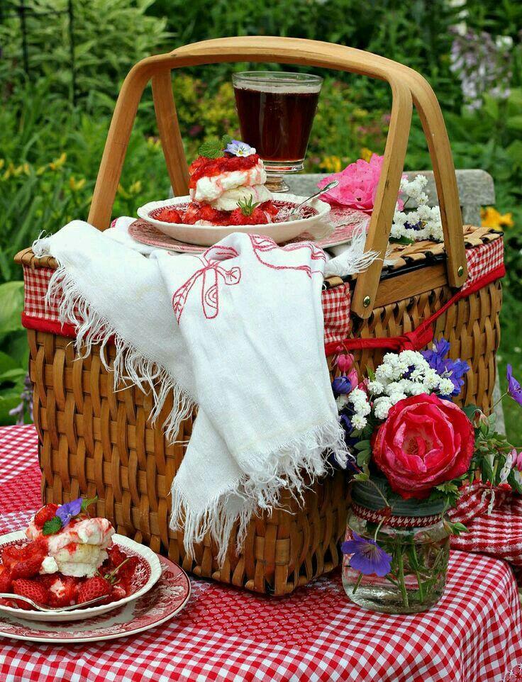 Summer picnic  Picknick ideen, Teeparty, Teekränzchen