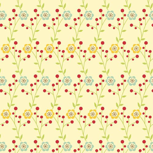 Cosmo Cricket Early Bird Cream Floral By Andover Fabrics P0260 5038 R Paper Background Andover Fabrics Wallpaper Backgrounds