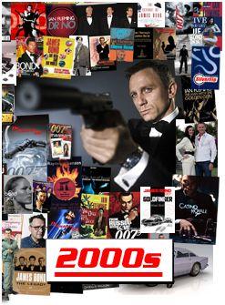 Six Decades of James Bond - The 2000s DANIEL CRAIG