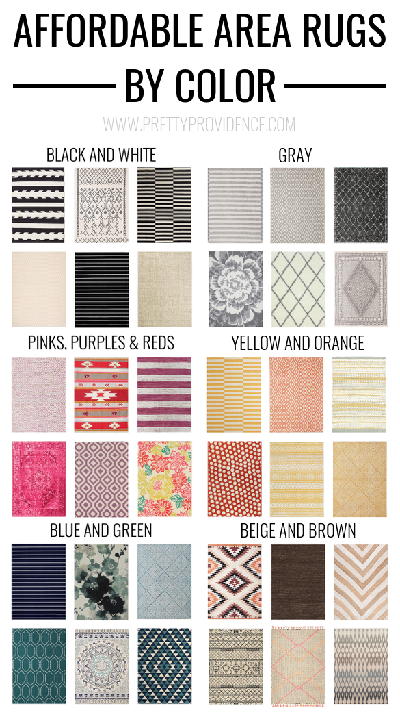 Affordable Area Rugs 5x7 Less Than 150 Or 8x10 200 Sorted By Color Prettyprovidence Com