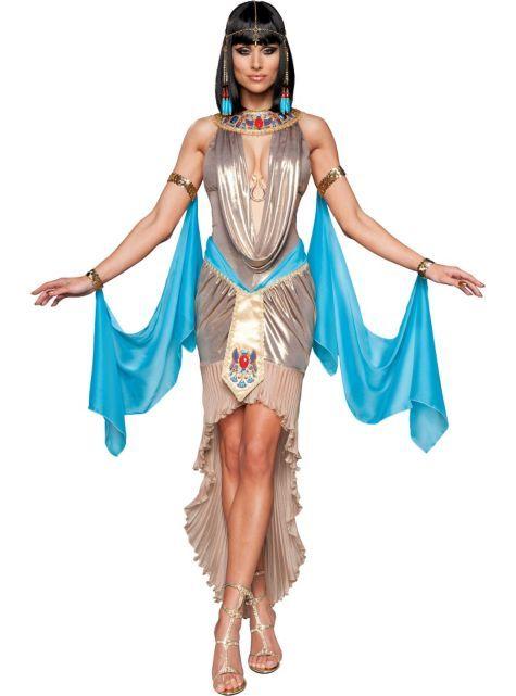 Adult Pharaoh's Treasure Costume Deluxe - Party City | Halloween ...