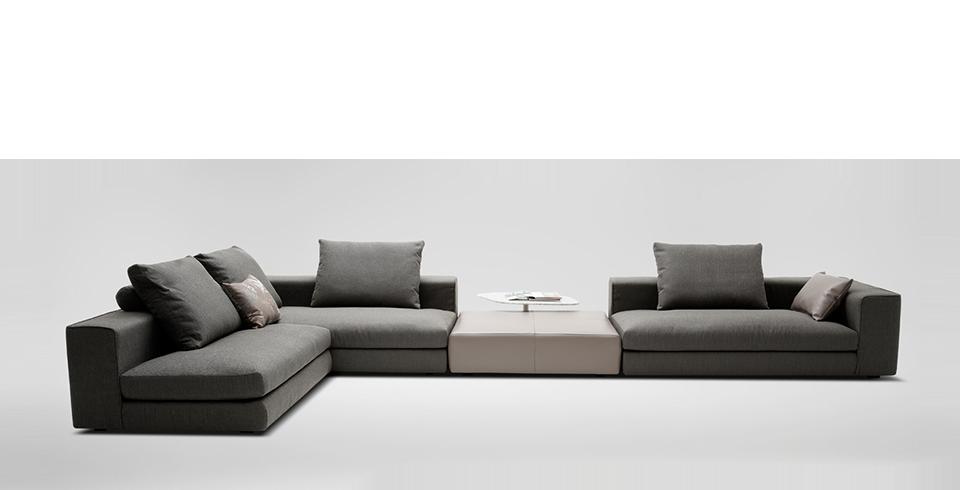 Casa contemporary sofa Camerich London Modern Designer