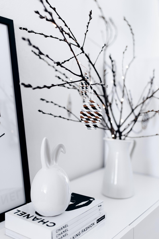 Ostereier Basteln Einfache Und Stilvolle Osterdeko Fur Zuhause In