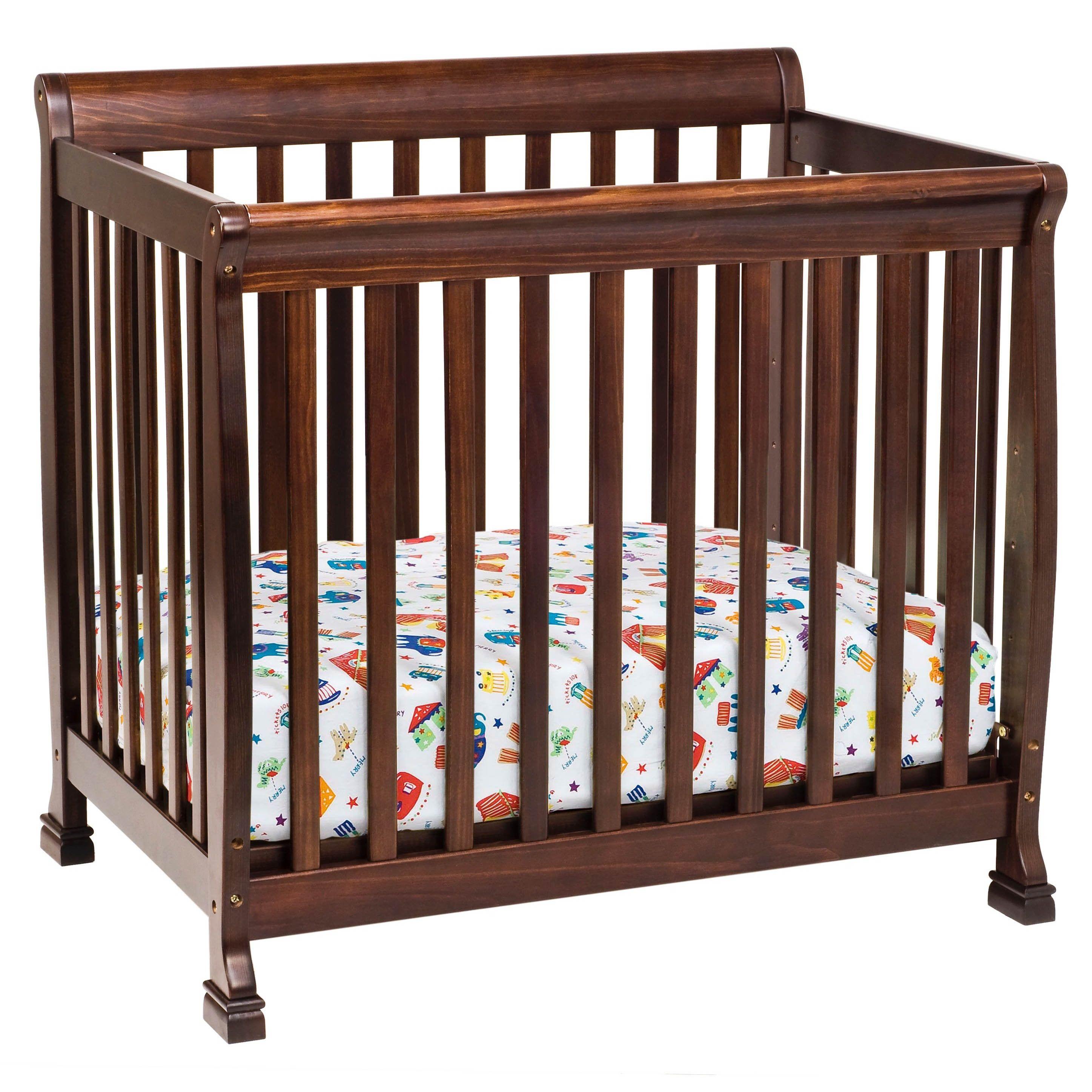 Davinci Kalani 4 In 1 Mini Crib And Twin Bed Cribs Mini