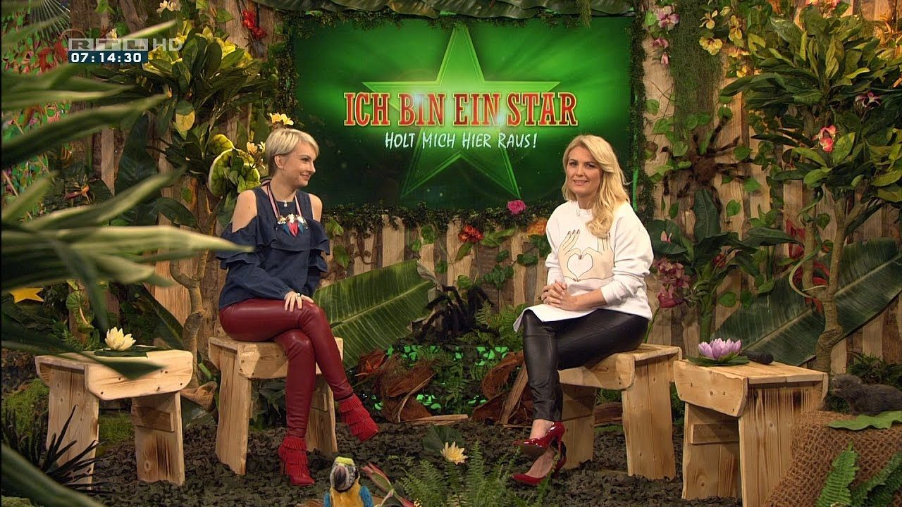 Jennifer Knable Susanne Klehn Leather Pants 25 1 2017 Sexy Susanne