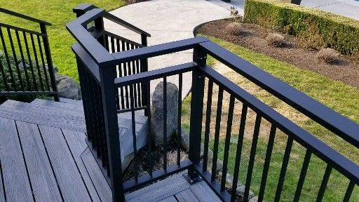 Speaking about railings, are you looking for the right ones?