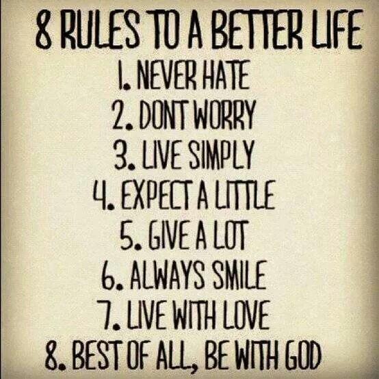 I like these rules!!!