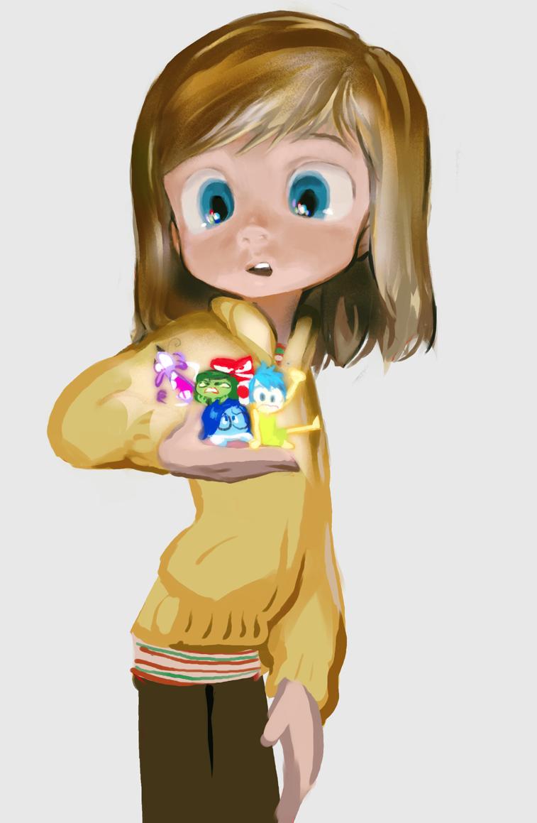 Riley Andersen Kid Movies Disney Studio Ghibli Fanart Disney Kids