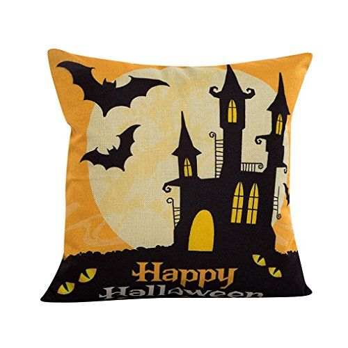Pillow CaseJUNKE Halloween Sofa Bed