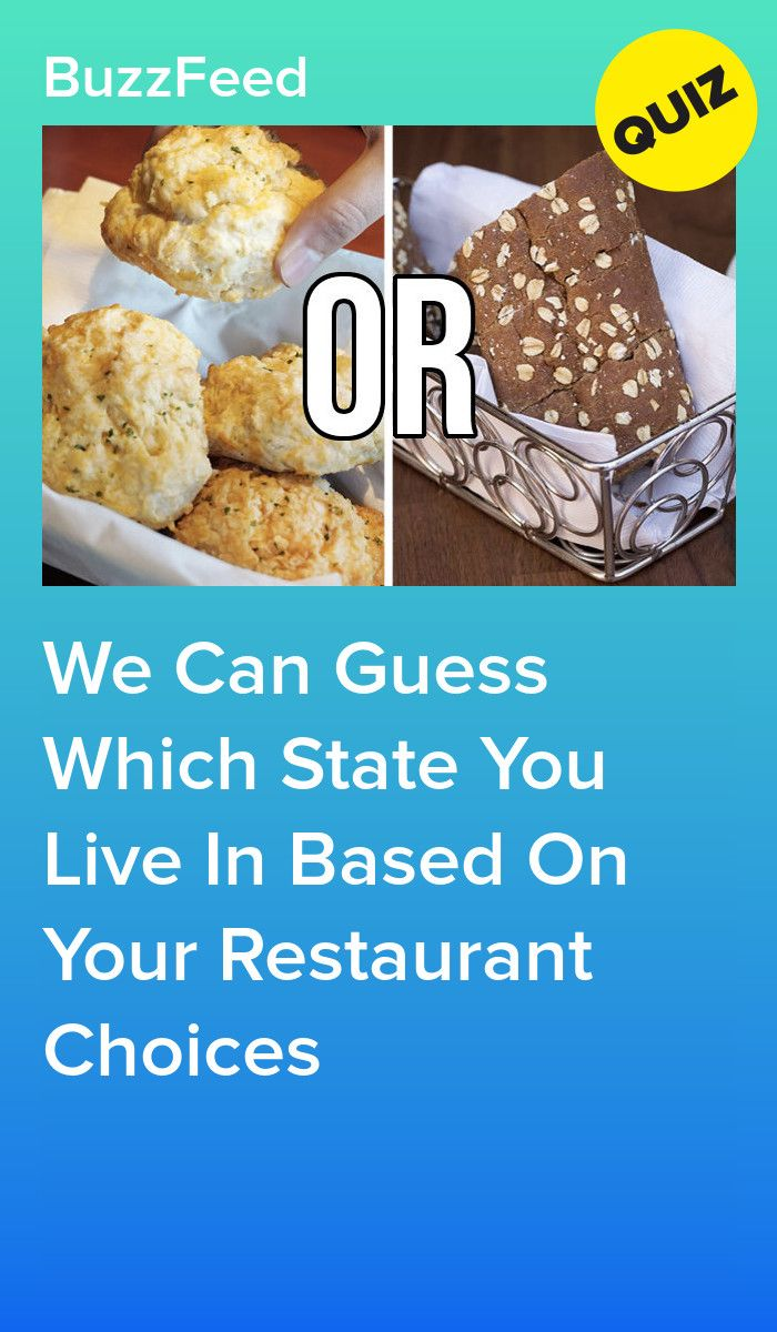 e4577cfdb181df We Can Guess Which State You Live In Based On Your Restaurant Choices  Restaurant Food