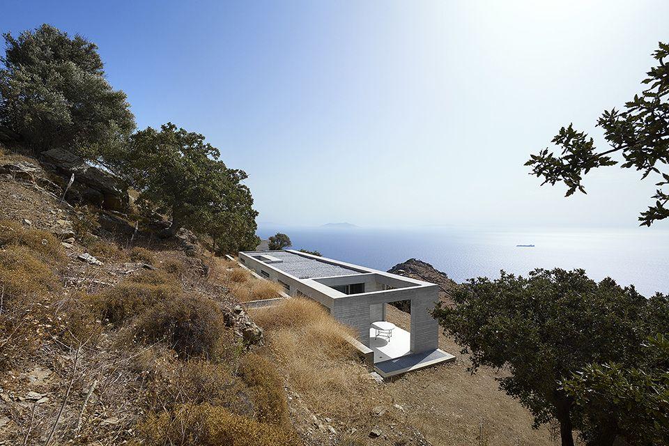 Parallel House ERA Architect, Architecture