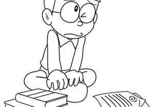 Pinta Thumb 37 Doraemon Pintar