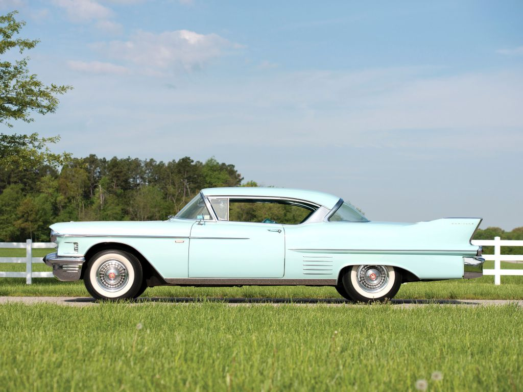 Cadillac Sixty-Two Hardtop Coupe (6237) '1958