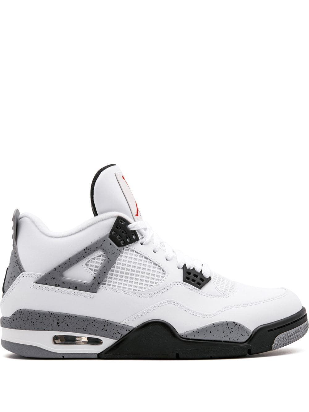 Jordan 4 Retro Sneakers In White Modesens Air Jordans Jordan Shoes Retro Retro Sneakers
