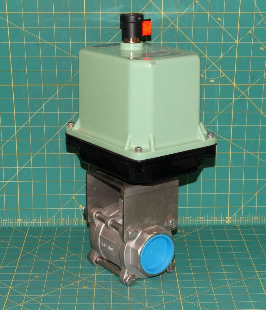 Details about Electripower MAR 10-10 Valve Actuator with 2