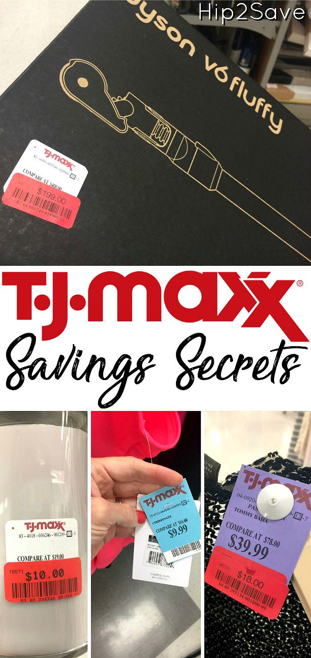 If You Have A T J Maxx Store Nearby Check Out These Money Saving Tips Before Stepping Foot Inside Their Store Shopping Saving Shopping Hacks Money Saving Tips