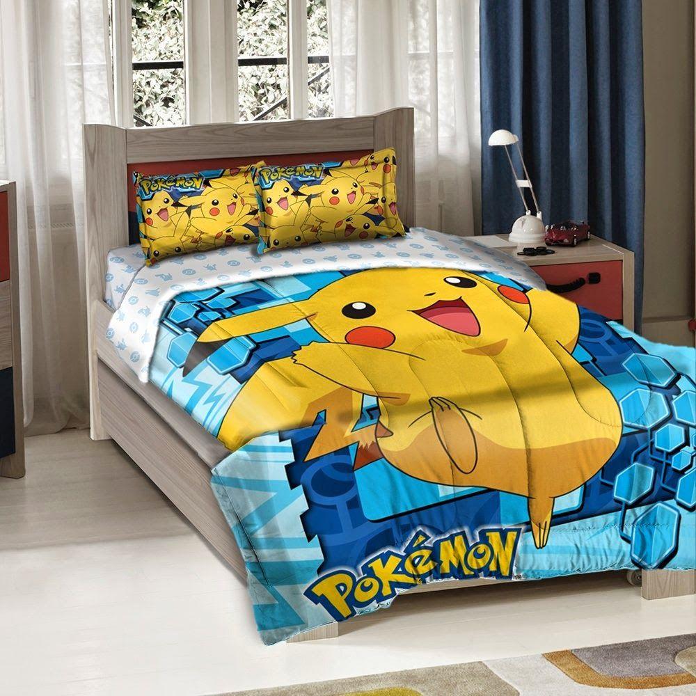 Best Pokemon Bedroom Accessories Pokemon Themed Bedroom Decor 400 x 300