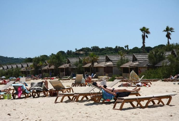 Can Bardot S Mythical Beach Resort Survive The Green Threat To St Tropez Hedonism Vakantie Frankrijk