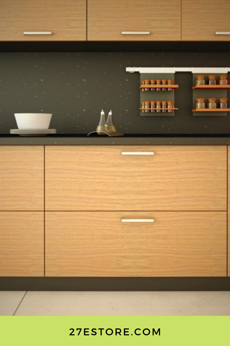 Euro Walnut Kitchen Cabinet Doors In 2019 Compact Kitchens