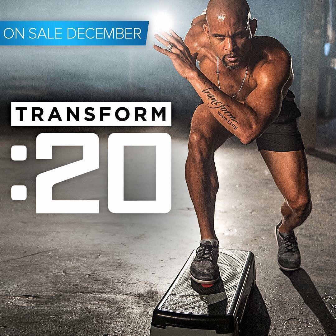 Transform :20 | Workouts | Shaun t workouts, Workout