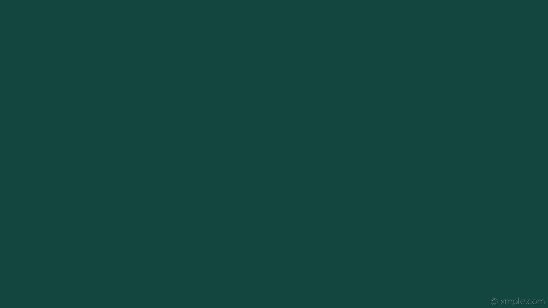 1920x1080 Wallpaper Solid Color Plain One Colour Cyan Single Dark