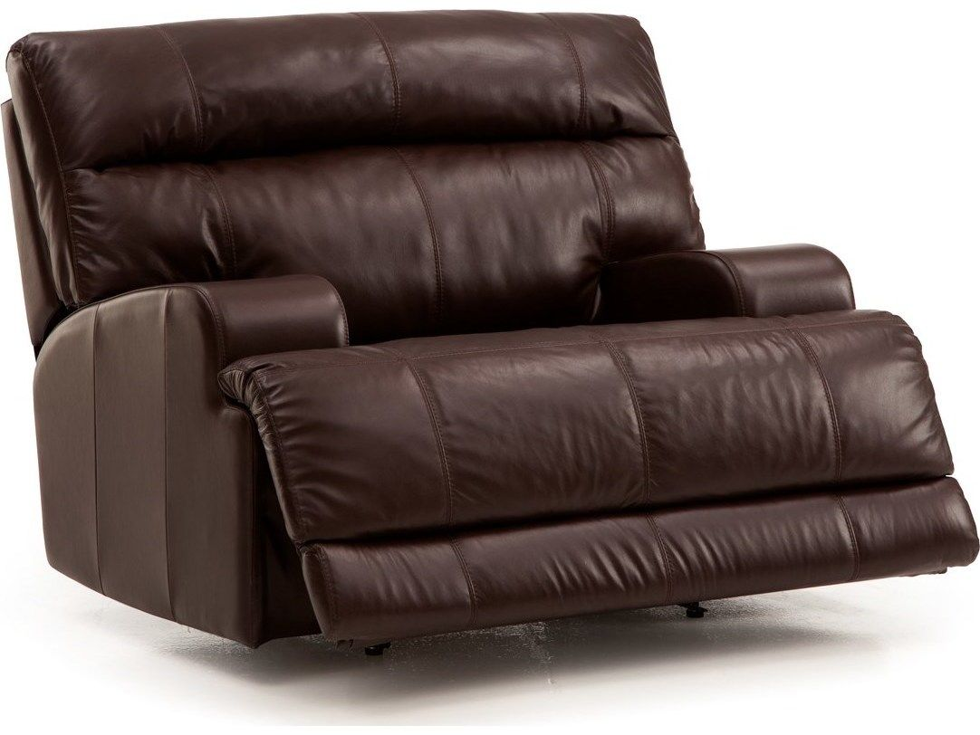 Palliser Lincoln Cuddler Recliner Chair And A Half Furniture