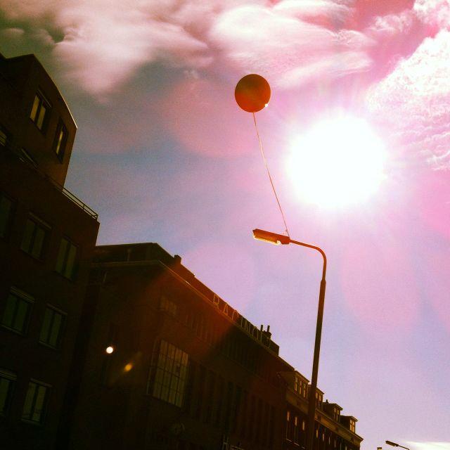 Balloon in Delft