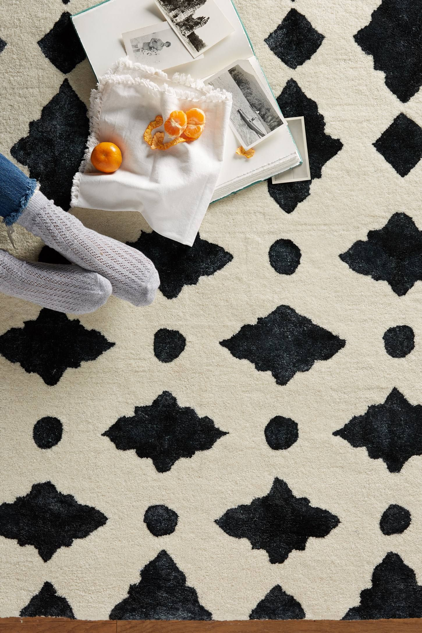 The Moroccan Tile Rug And More Anthropologie At Today Read Customer Reviews Discover Product Detailore