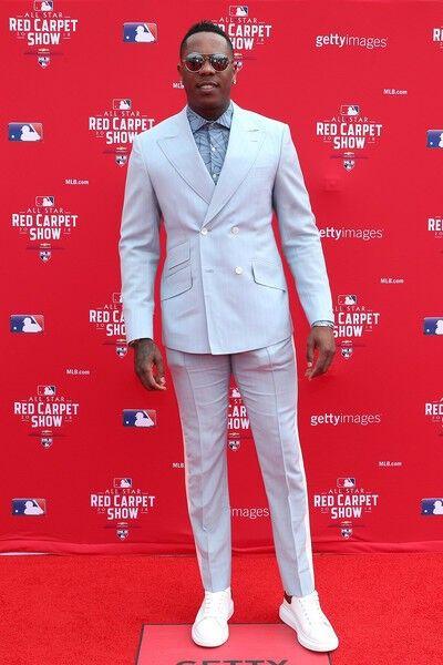 Photo of メジャーリーガーのスーツ姿を貼っていくよ : 日刊やきう速報@野球まとめ