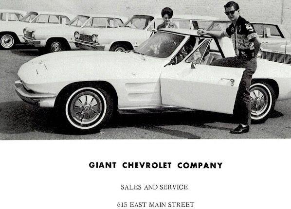 giant chevrolet vintage corvette pinterest corvette and chevrolet
