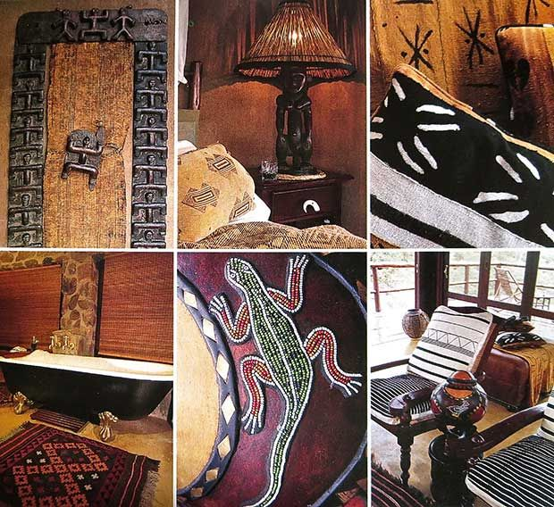 How To Get The African Safari Style Look For The Home