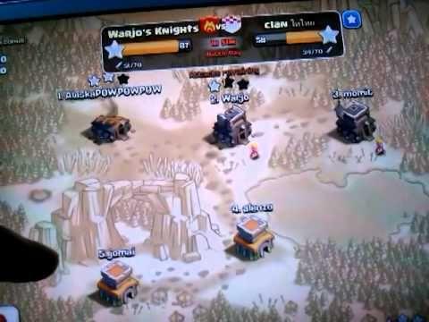 matchmaking coc clan krig
