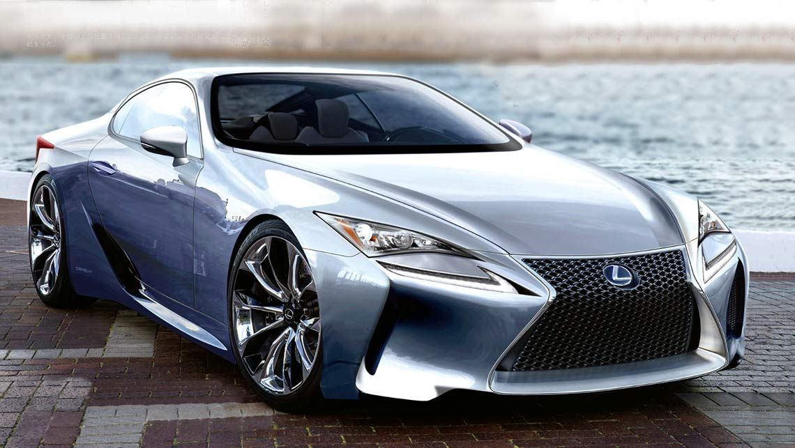 2017 Lexus Sc Rendered Luxury We Love Cars Sport