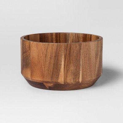 Acacia Serving Bowl Medium Project 62 Kitchen Supplies