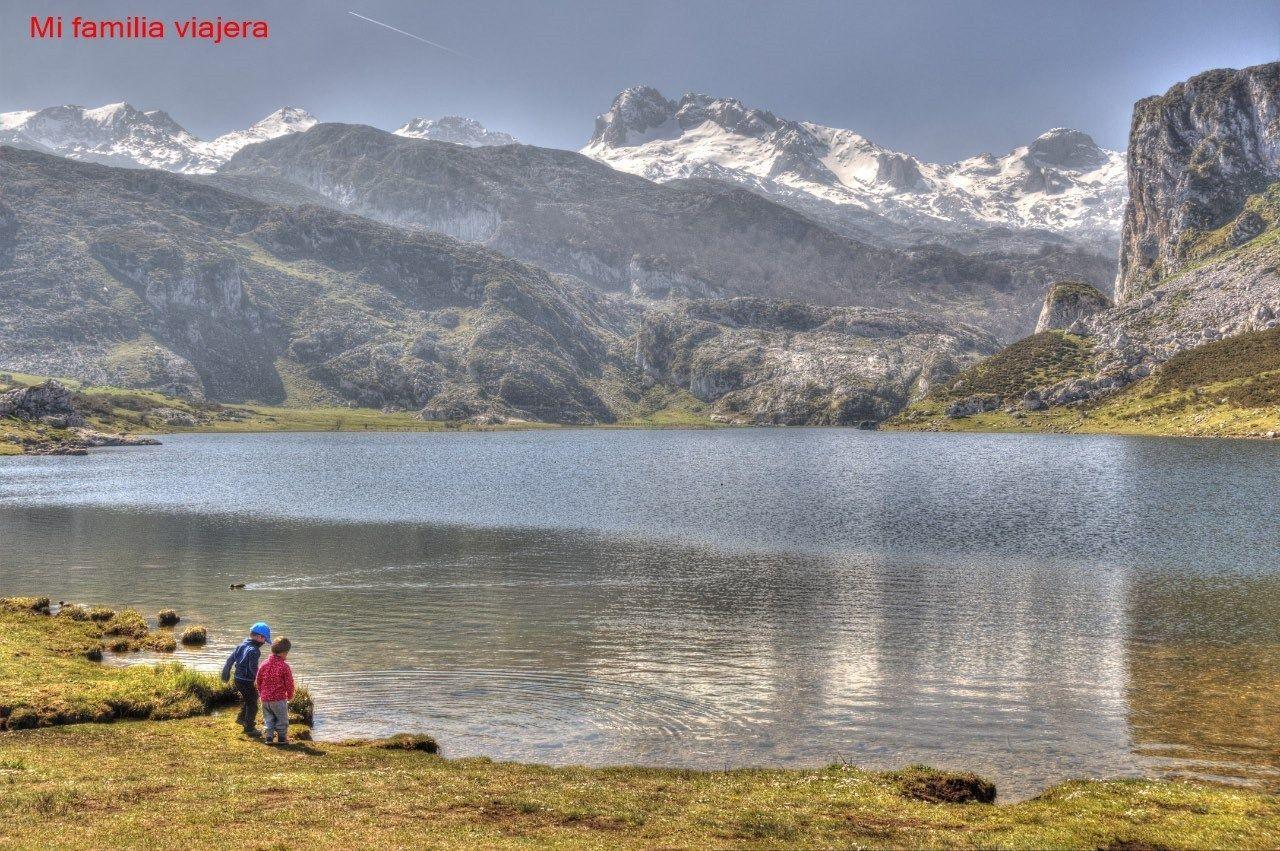 Ruta De Los Lagos Cangas De Onis Asturias Con Niños Lagos De Covadonga Lagos Rutas
