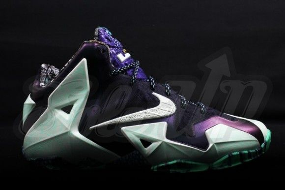buy popular 804a1 a15ae Nike LeBron 11 All Star Detailed Pictures