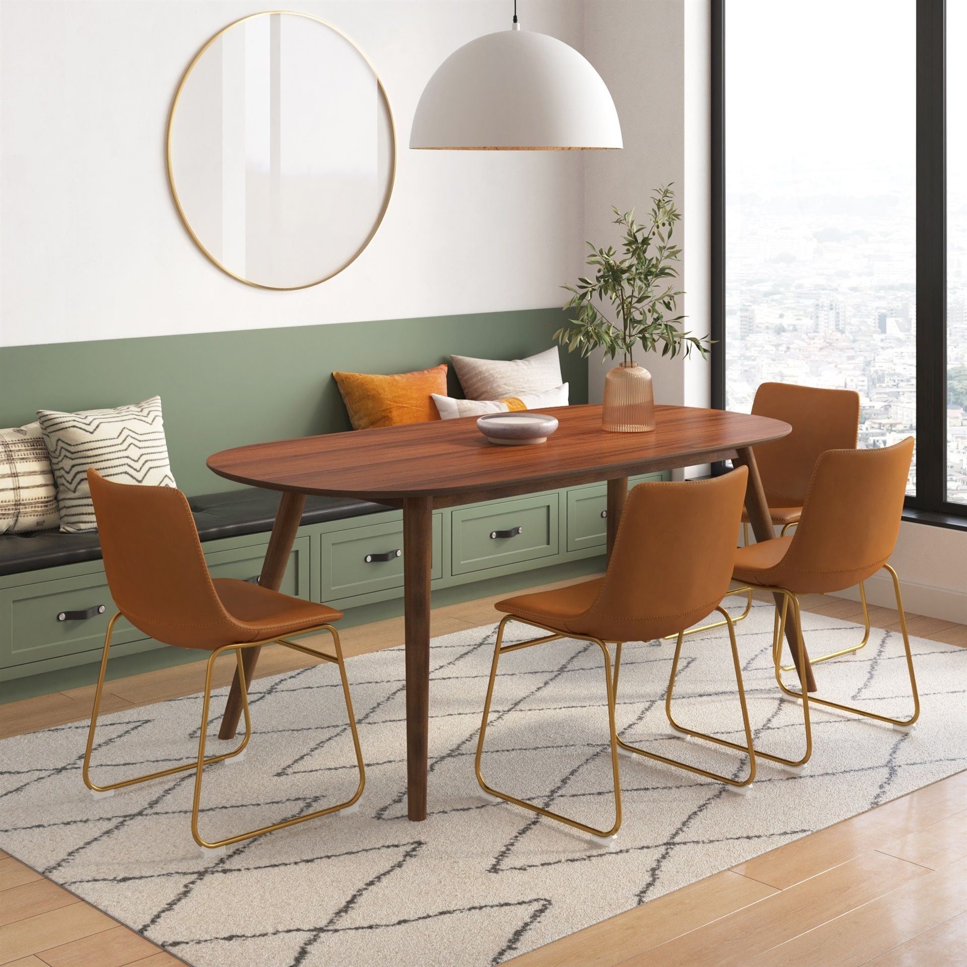 Phoenix Dining Table In 2021 Comfortable Dining Chairs Dining Chairs Midcentury Modern Dining Chairs